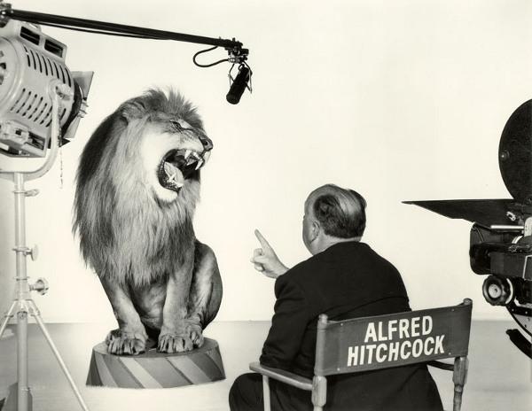 Hitchcock és az MGM-oroszlán