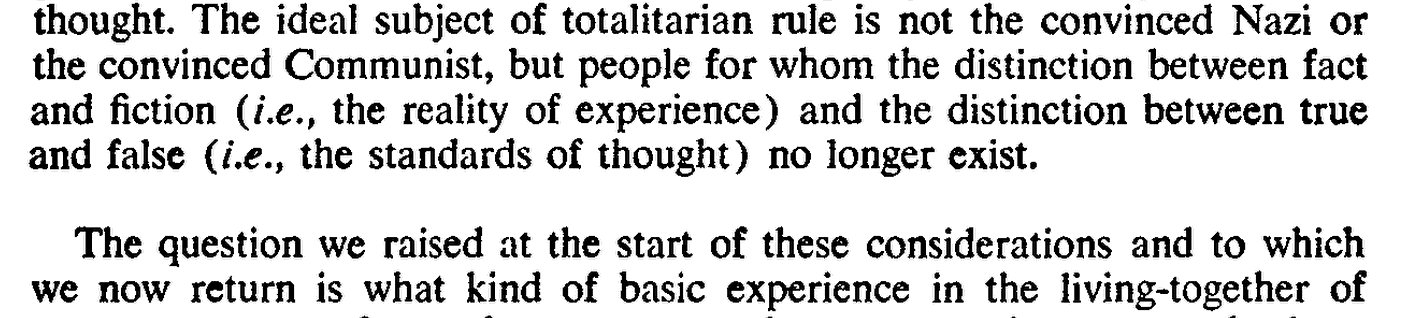 Hannah Arendt - A totalitarizmus gyökerei