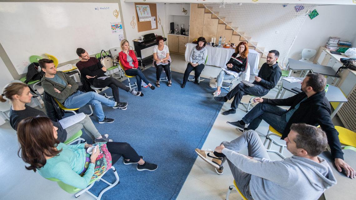 Budapesten folytattuk az álhírek elleni tanárképzésünket
