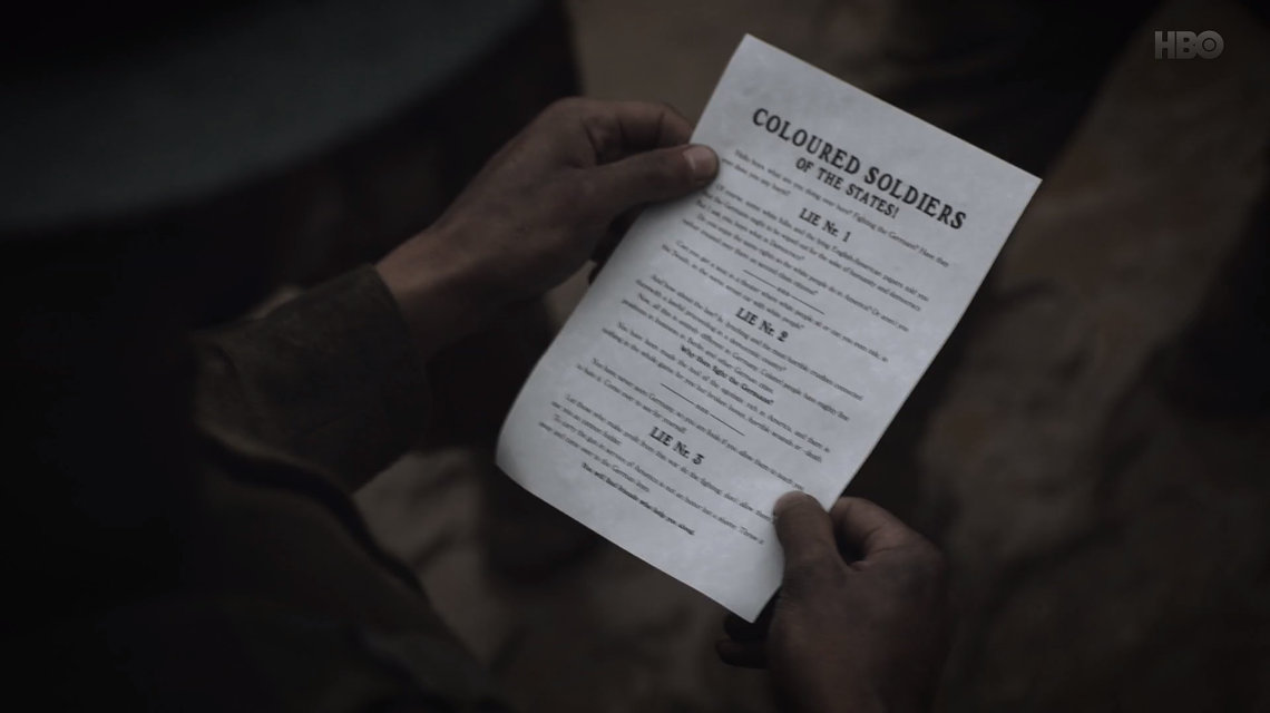Watchmen szórólap