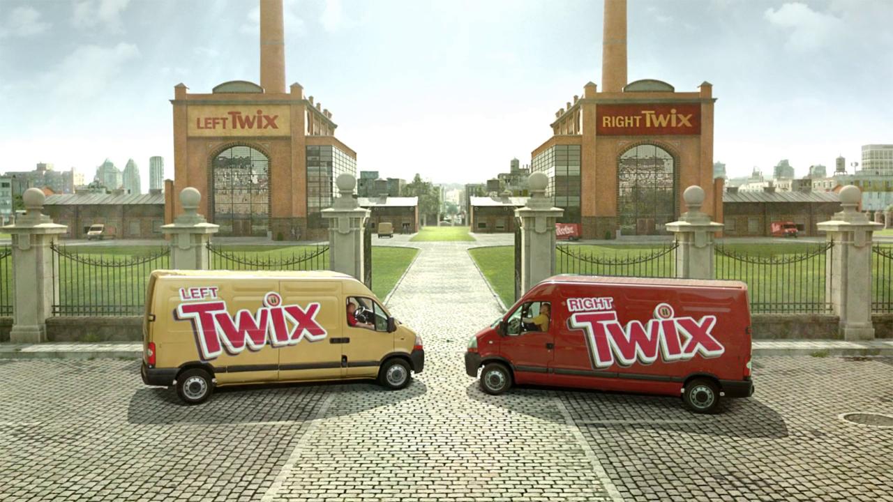 Twix-reklám