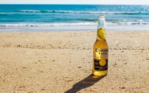 Corona sör