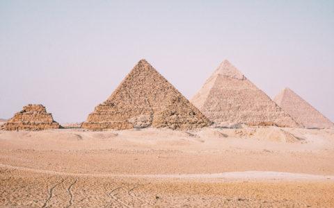 Gízai piramis