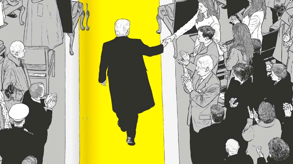 Donald Trump - amerikai választás 2020