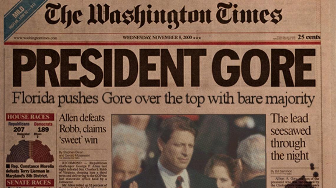 President Gore