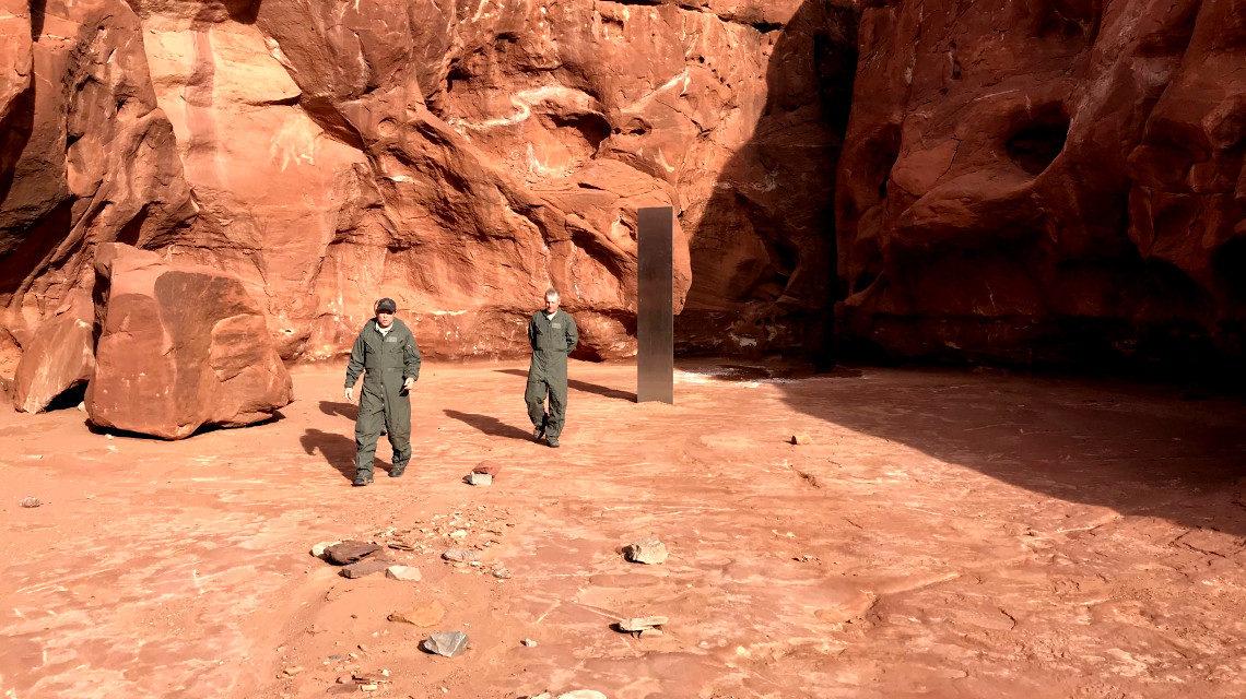 Utahi monolit