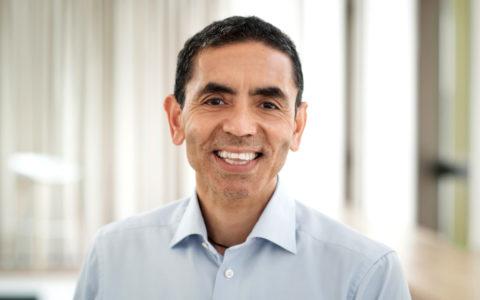 Ugur Sahin BioNTech-vezér