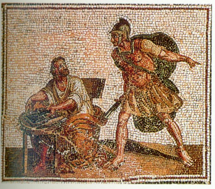 Arkhimédész és a Heuréka legendája