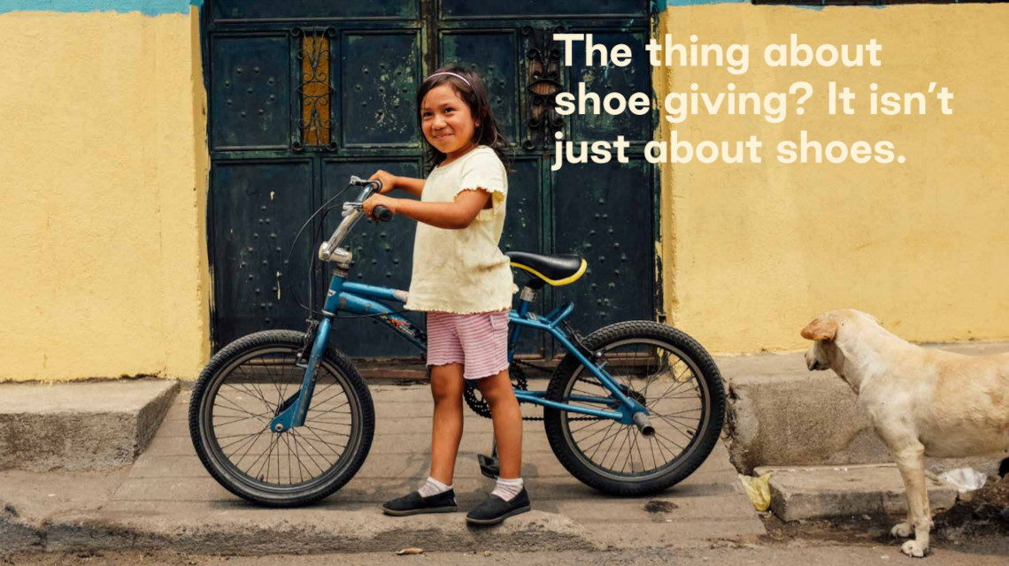Toms cipők története