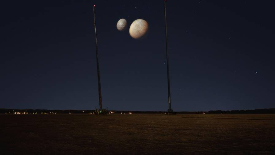 Két marsi hold Dubajban