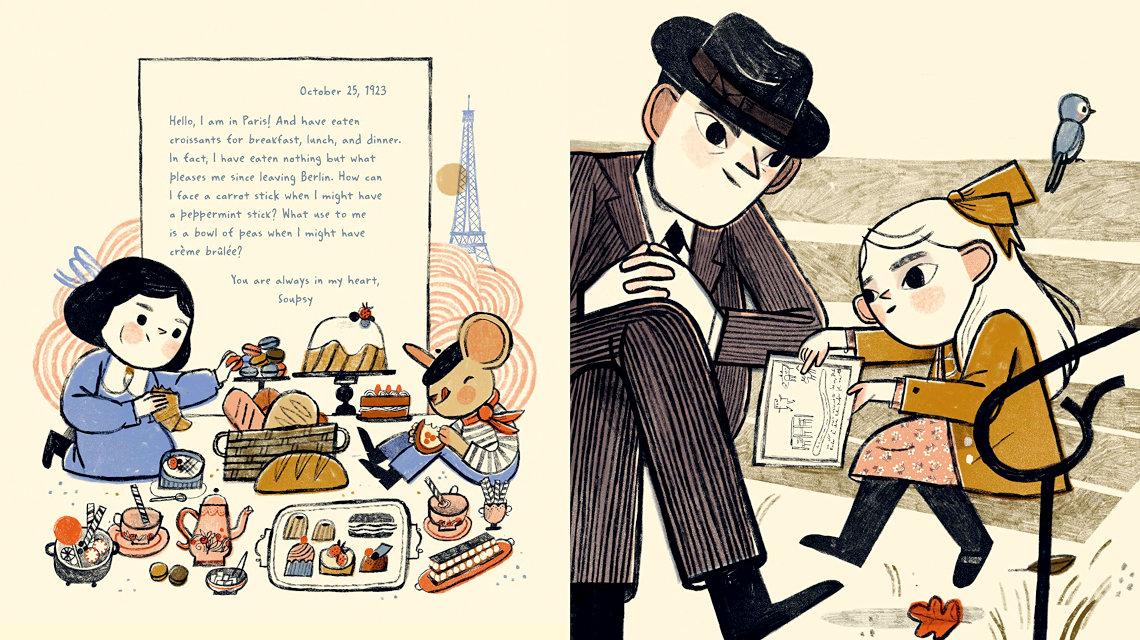 Franz Kafka és a baba levelek