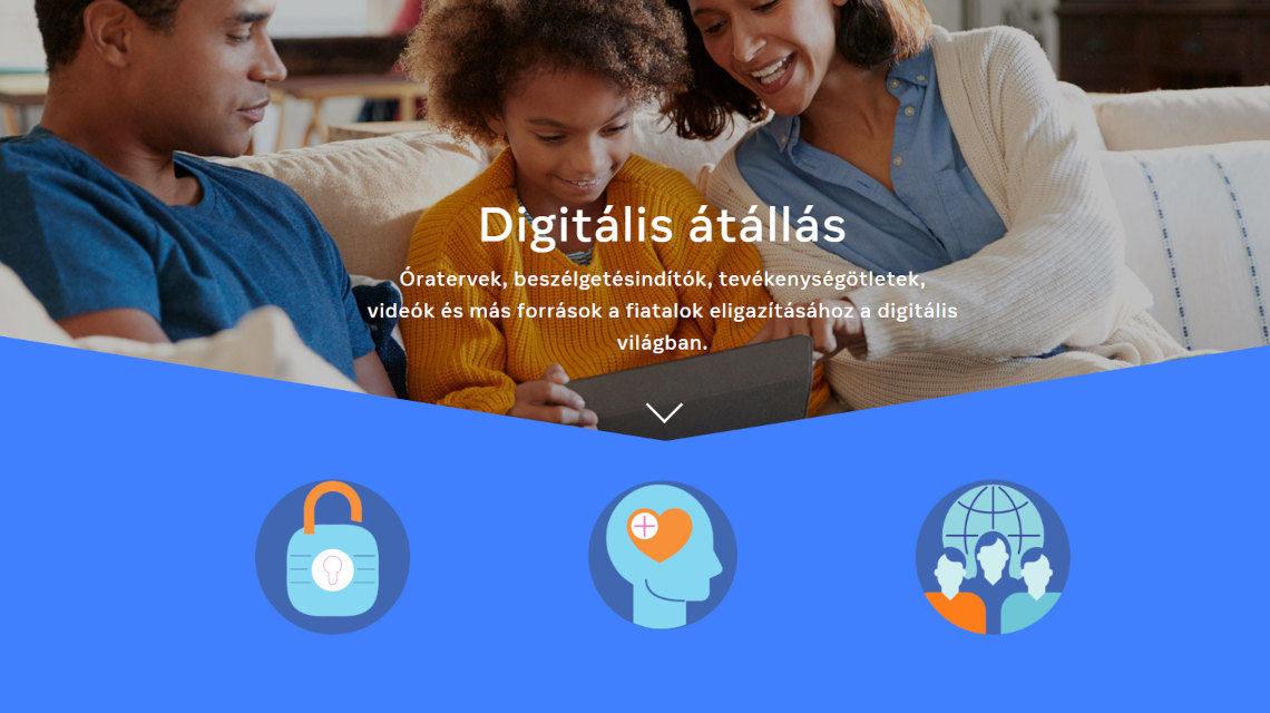 Facebook Get Digital magyar