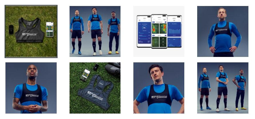 STATSports fitness tracker