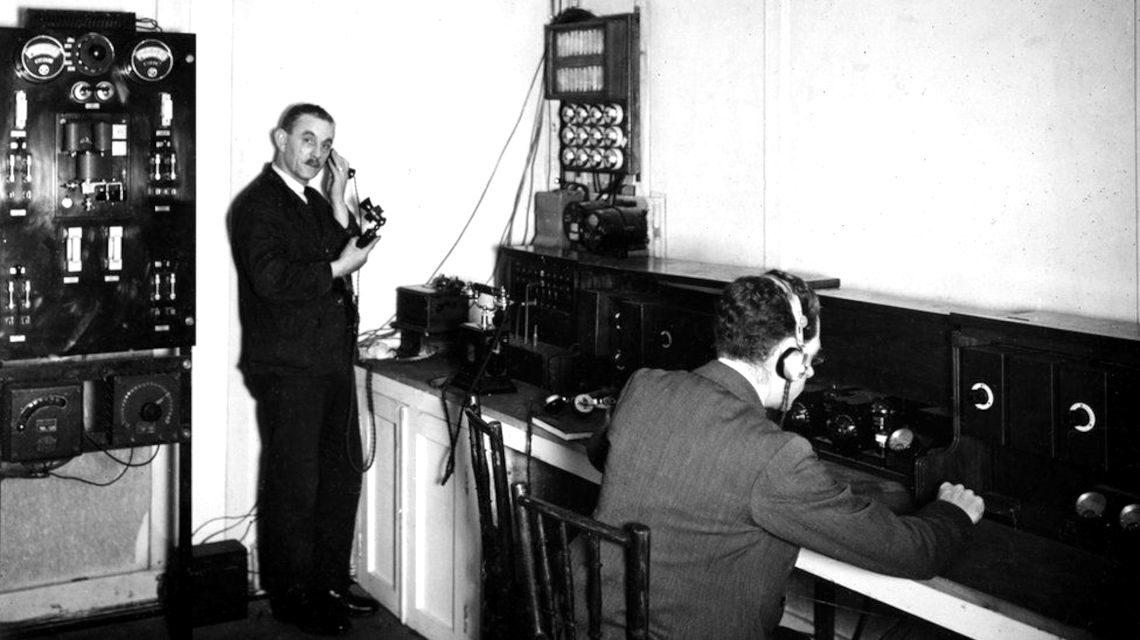 BBC rádiózás