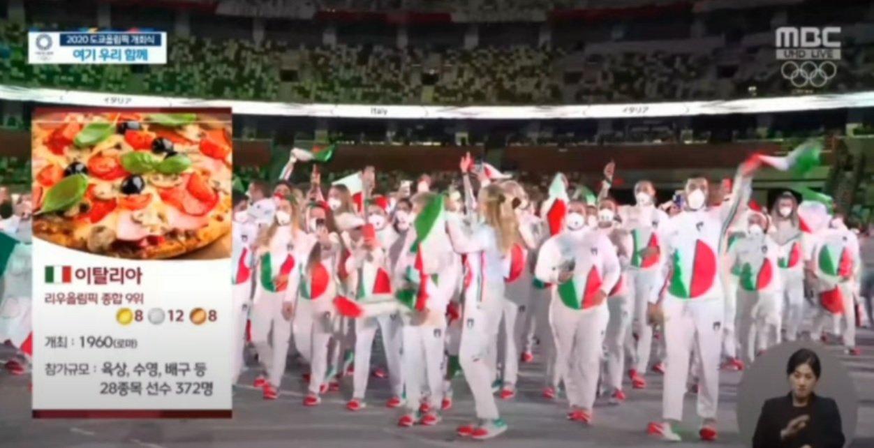Az MBC olimpiai közvetítése