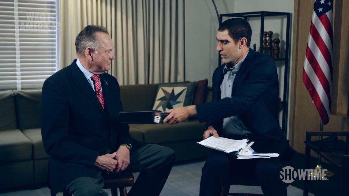 Sacha Baron Cohen Who Is America pedofildetektor