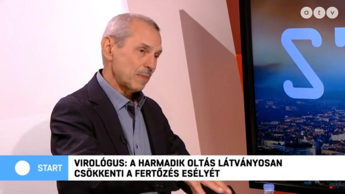 Rusvai Miklós ATV-interjú