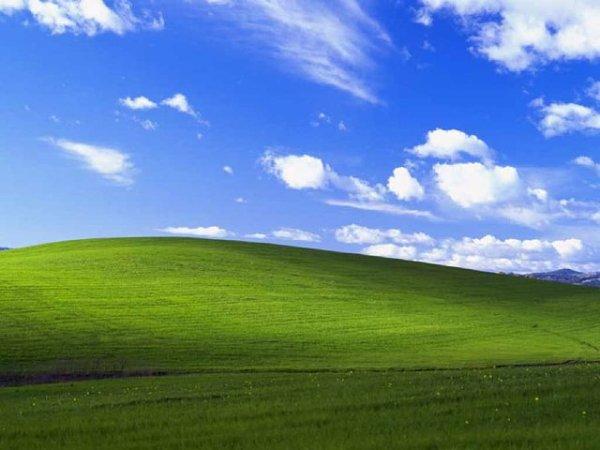 Windows XP Luna