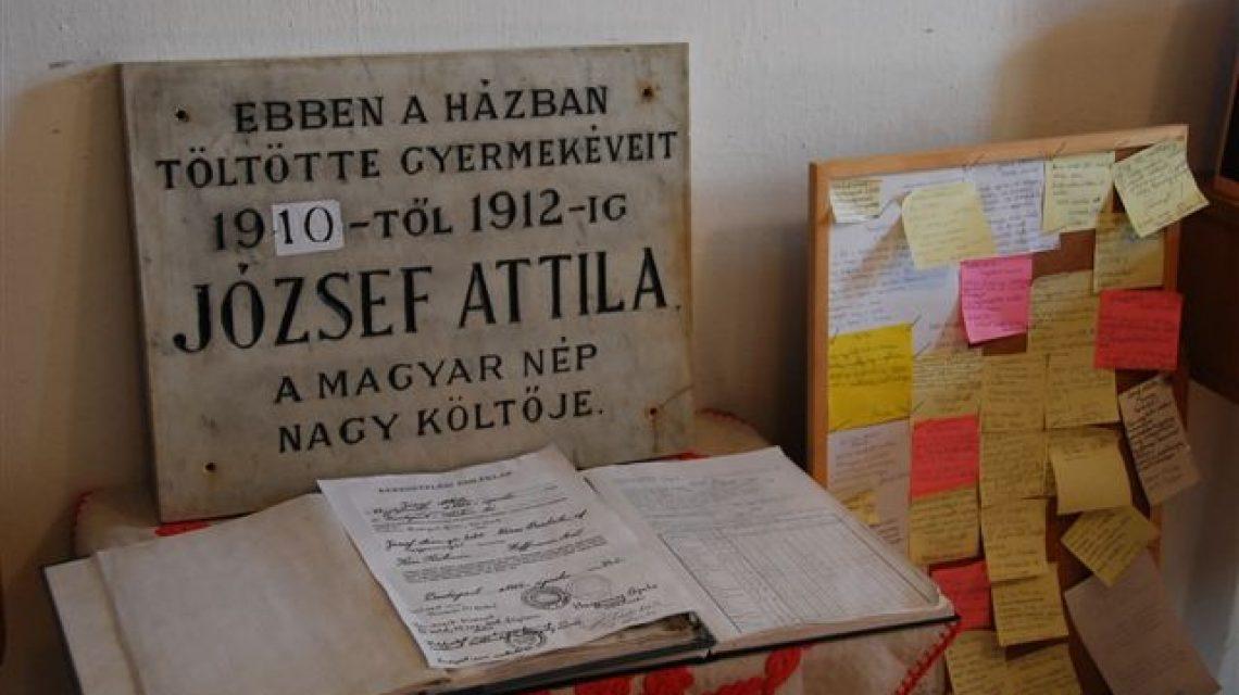 József Attila Öcsöd