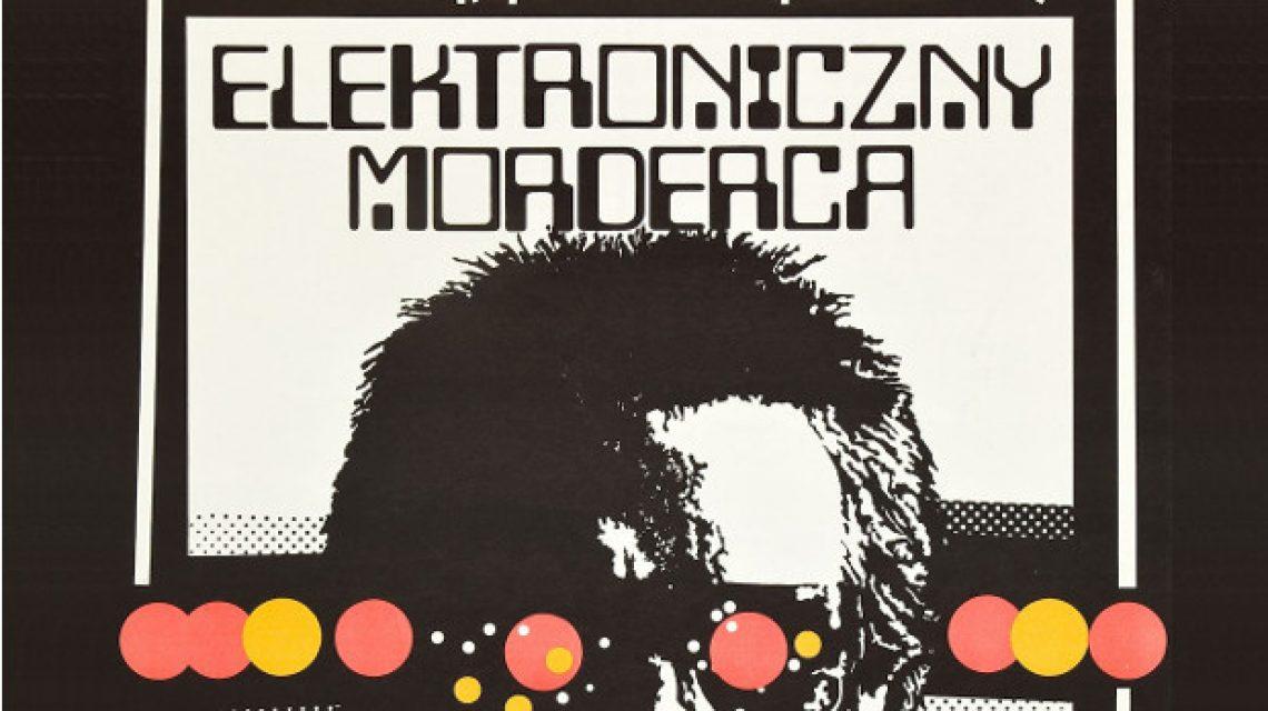 A Terminátor lengyel plakátja