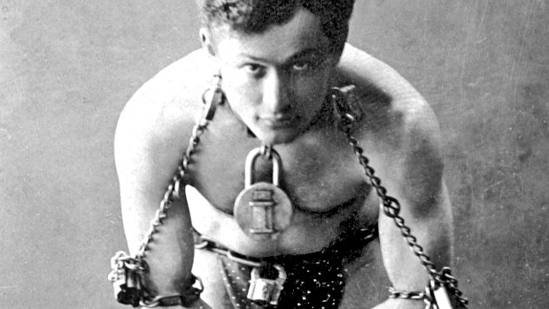 Houdini halála