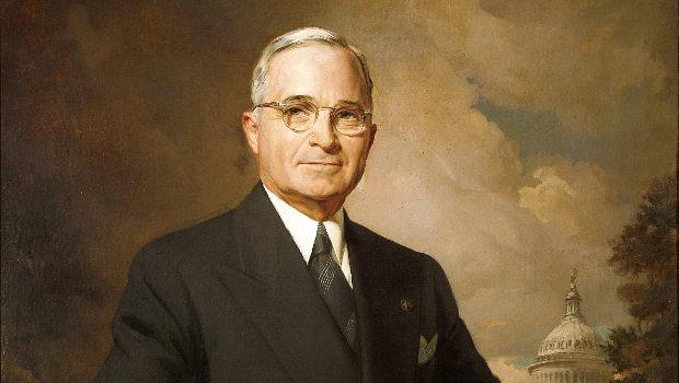Harry Truman amerikai elnök