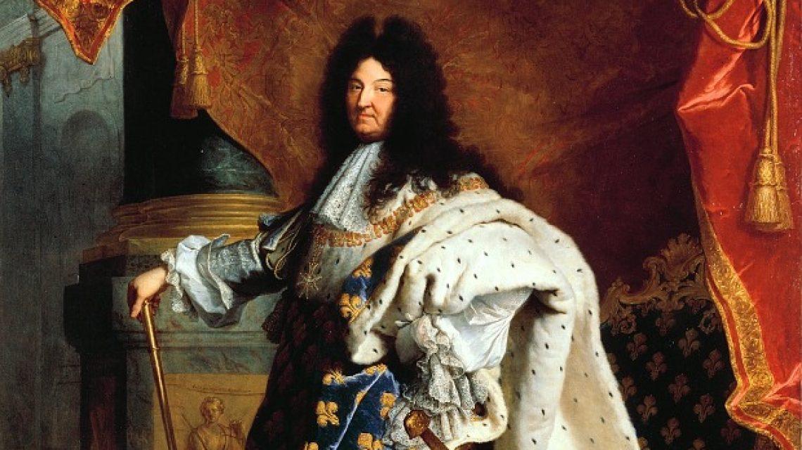 XIV. Lajos - Az állam én vagyok