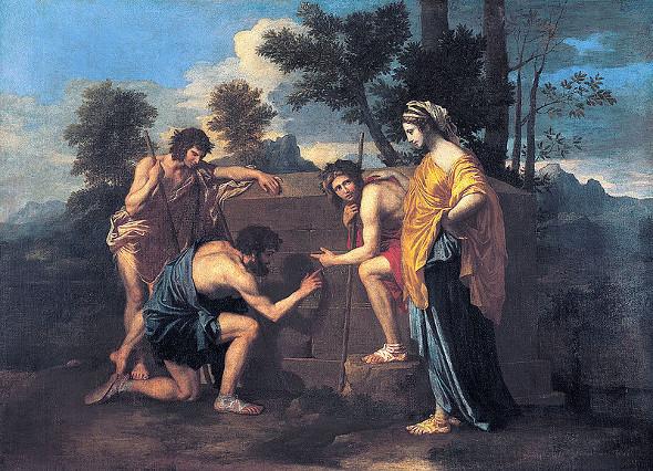 Árkádiai pásztorok