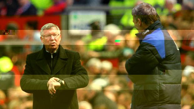 Alex Ferguson óramutogatása
