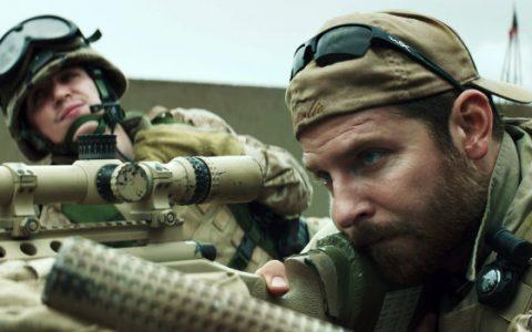 Bradley Cooper az Amerikai mesterlövészben