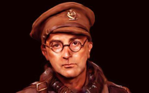 Baldrick a Vipera című sorozatból