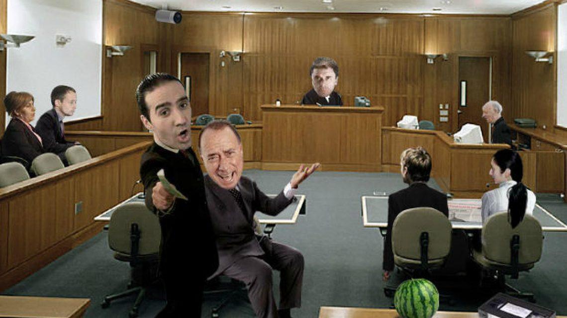 Berlusconi paródia