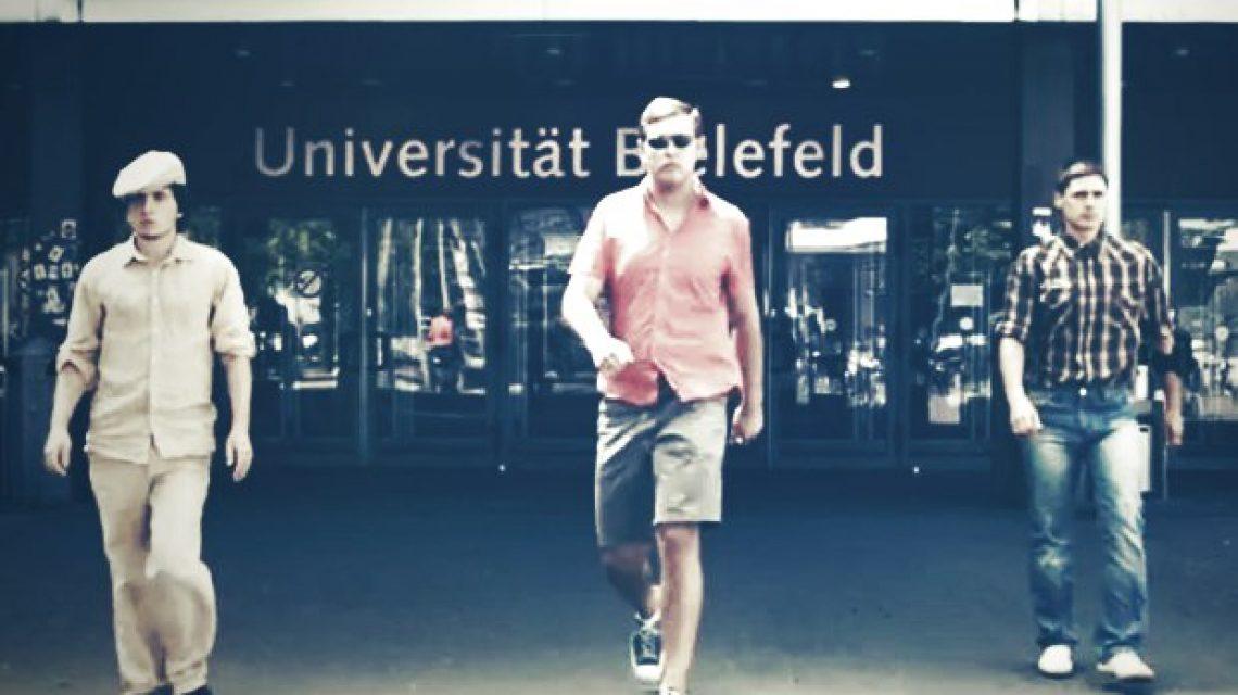 Bielefeld városának legendája
