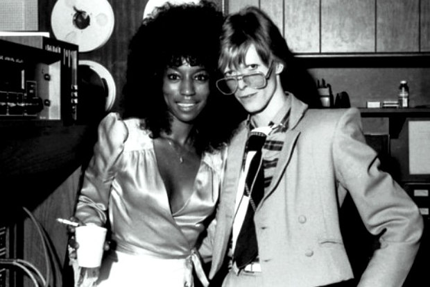 bowie-and-Claudia-Lennear