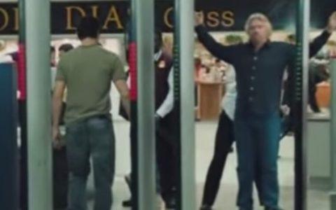 Richard Branson egy James Bond filmben