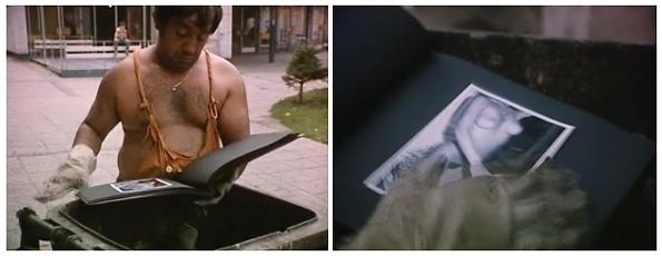 Részlet a Falfúró című filmből