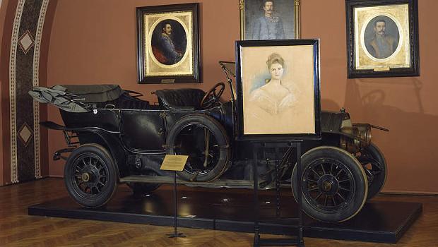 Ferenc Ferdinánd kocsija