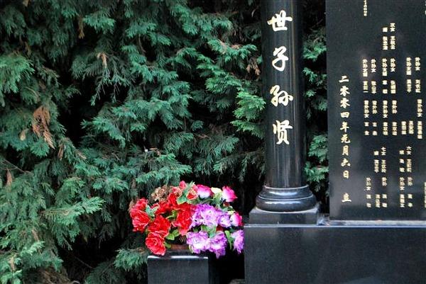 Kínai sírok Budapesten