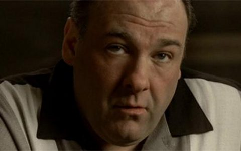 James Gandolfini a Maffiózókban