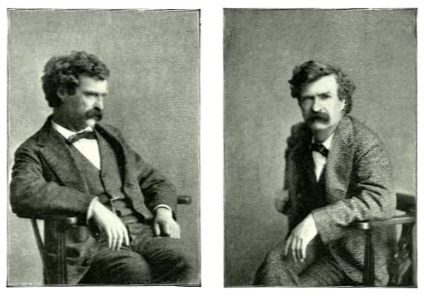 Mark Twain Halley