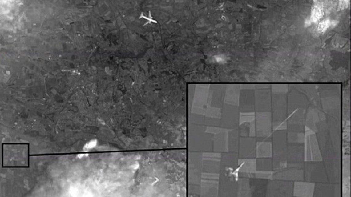 Hamisított MH17-felvételek