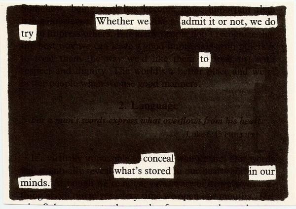 Austin Kleon versei