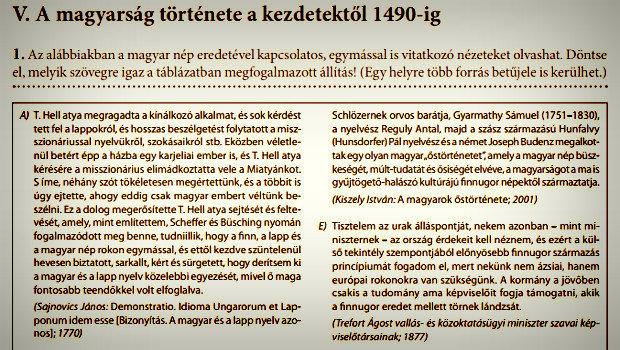 Kísérleti történelemkönyv munkafüzet 9-10.