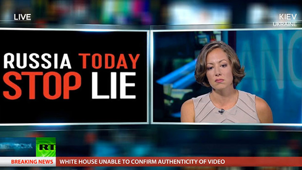 Russia Today Stop Lie