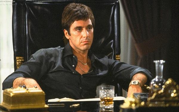 Sebhelyesarcú - Al Pacino