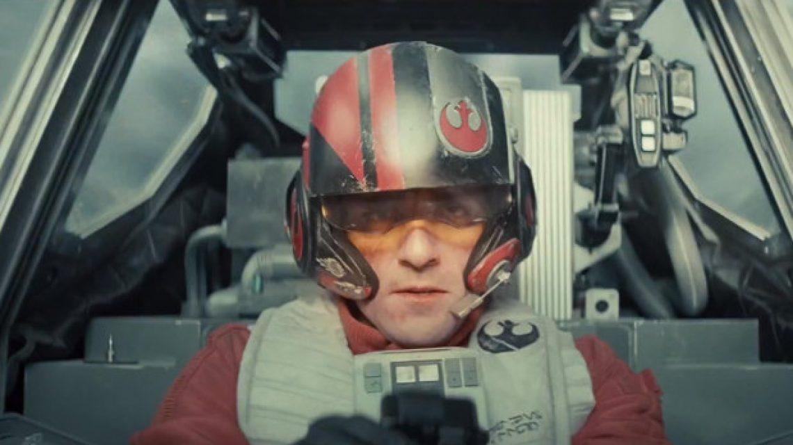 Részlet a Star Warsból