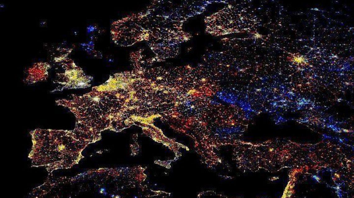 Európa Szilveszterkor